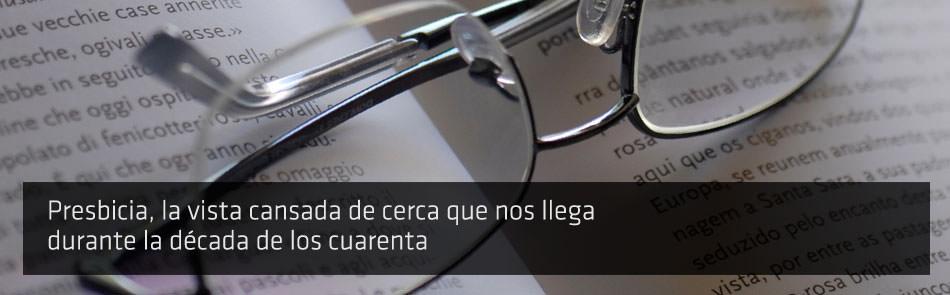 Presbicia - ICOftalmologia
