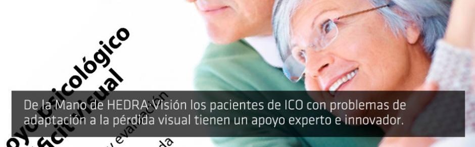 Servicio de Atención Psicológica a la Pérdidia Visual - ICOftalmologia
