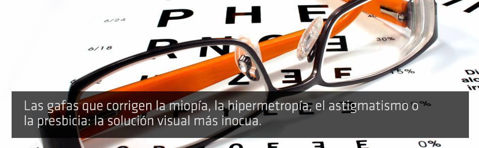 Gafas Correctoras - ICOftalmología
