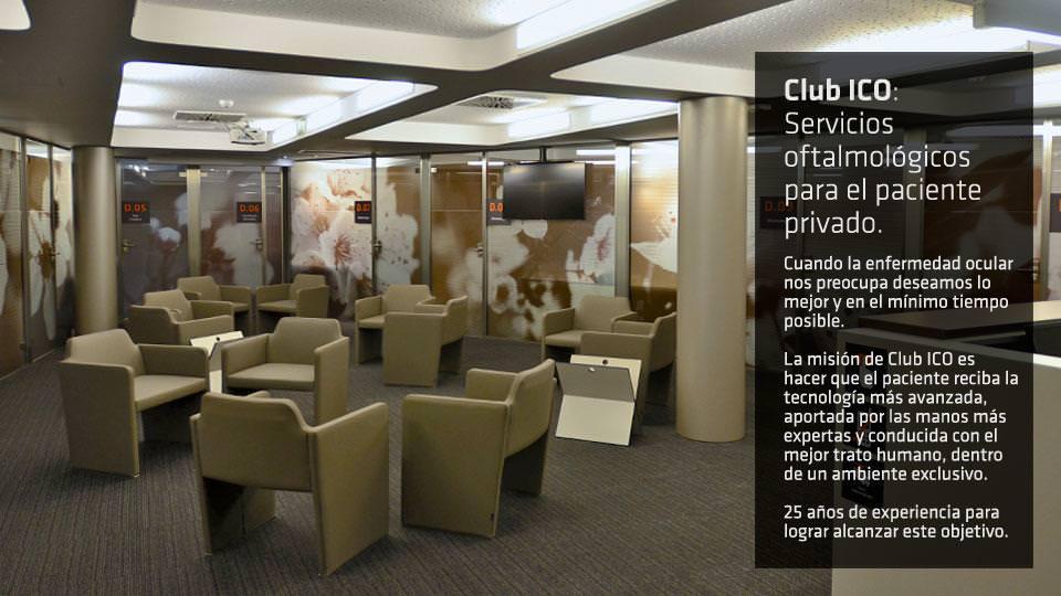 Club ICO - Instituto Condal de Oftalmología