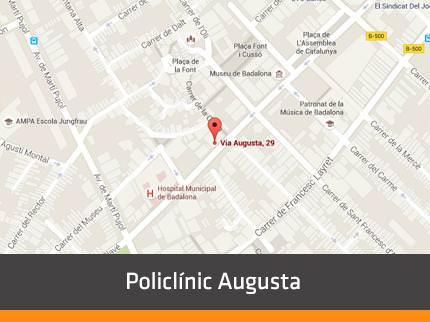 Policlínic Augusta - Red ICO