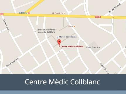 Centre Mèdic Collblanc - Red ICO