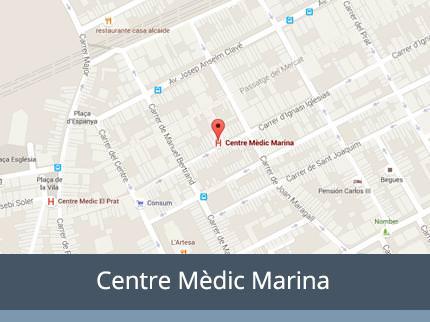 CMM – Centro Médico Marina - Red ICO