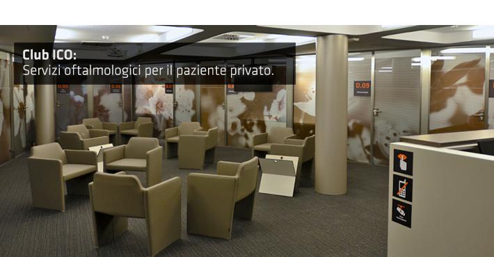 Club ICO – Paziente Privato – ICOftalmologia