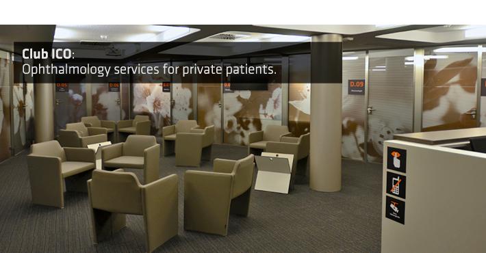 Club ICO - Private Patients - ICOftalmologia