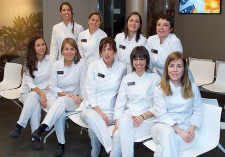 Équipe de réception – ICOftalmologia