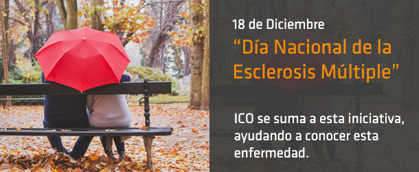 Día Nacional Esclerosis Múltiple - IO ICO Barcelona