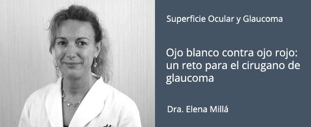 Ojo blanco contra Ojo Rojo - Dra. Elena Millá - IO·ICO Barcelona