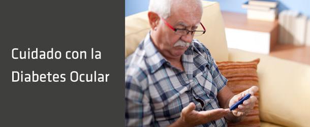 Cuidado con la Diabetes Ocular - ICOftalmología