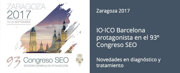 Congreso Sociedad Española de Oftalmología 2017 - IO·ICO Barcelona