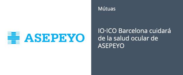 Asepeyo - IO·ICO Barcelona