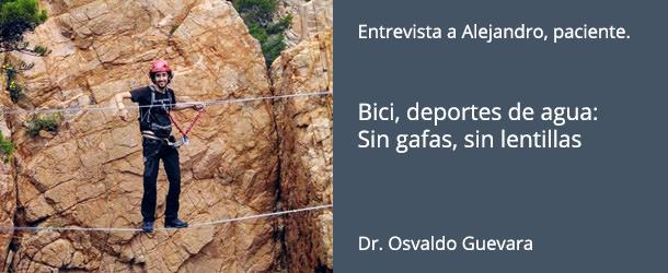 Cirugía Lasik - Alejandro - IO·ICO Barcelona