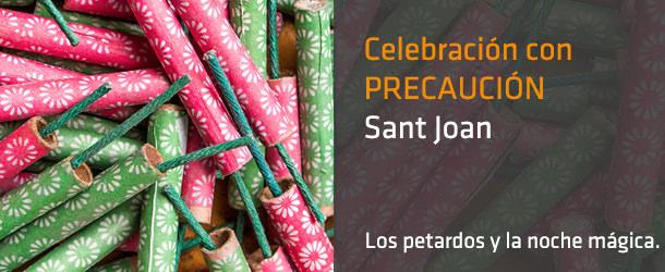 Sant Joan - Celebración con prevención - IO ICO Barcelona