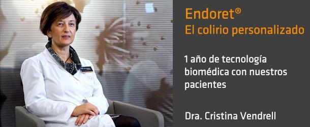 Endoret - Cristina Vendrell - IO ICO Barcelona