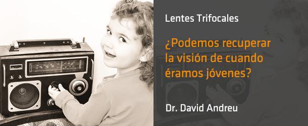 Lentes Trifocals - IO·ICO Barcelona