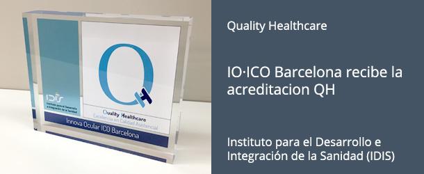 QH-Quality Healthcare - Innova Ocular ICO Barcelona