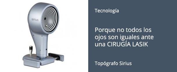 Topógrafo Sirius - IO·ICO Barcelona
