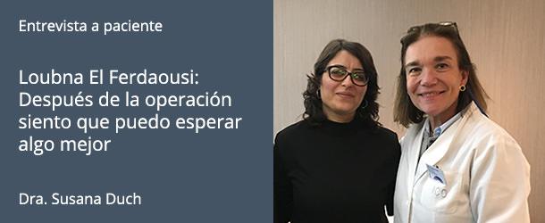 Loubna El Ferdaousi - Glaucoma - IO·ICO Barcelona