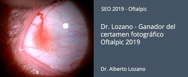 Dr. Alberto Lozano - Oftalpic 2019 - IO·ICO Barcelona