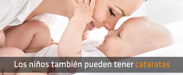 ¿Sabías que los niños también pueden tener cataratas? - ICOftalmología