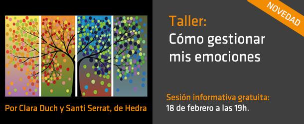 Taller: Cómo gestionar mis emociones - ICOftalmología