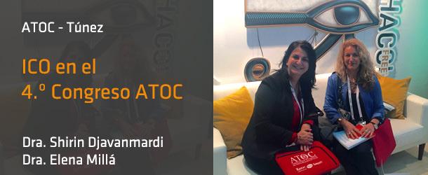 4º Congreso ATOC - IO·ICO Barcelona