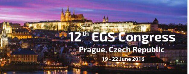 12º Congreso Sociedad Europea de Glaucoma - Dra. Susana Duch