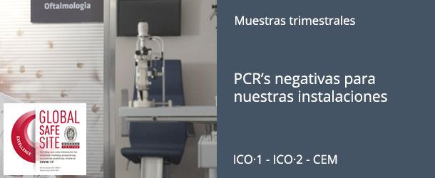 PCR's negativas - IO·ICO Barcelona
