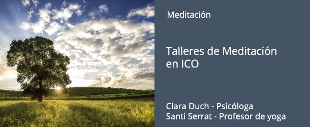 Talleres de Meditación - IO·ICO Barcelona