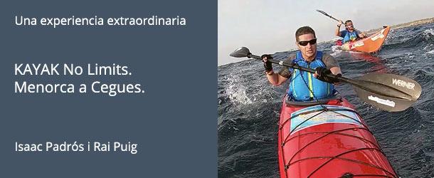 Isaac Padrós i Rai Puig - Kayak No limits - IO·ICO Barcelona