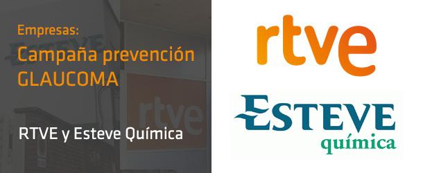 Prevención Glaucoma - RTVE - ESTEVE - IO ICO Barcelona