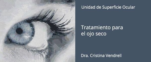 Ojo seco - Tratamiento - IO·ICO Barcelona