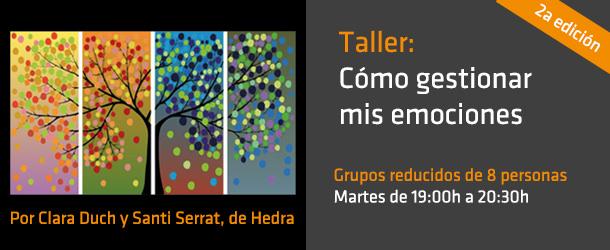 Taller: Cómo gestionar mis emociones - 2a edición - ICOftalmología