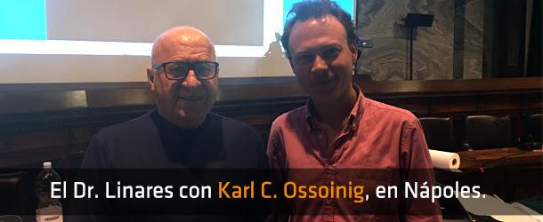 Dr. Garcia Linares - Profesor Karl C. Ossoinig - ICOftalmología
