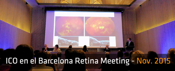 Barcelona Retina Meeting - ICOftalmologia