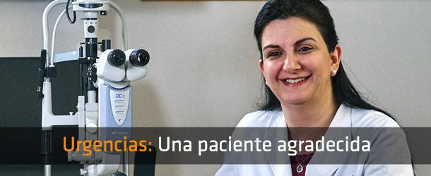 Mercè Martin - Esclerosis Múltiple - ICOftalmología