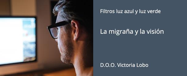 Migraña y visión - Filtro Fl41 - IO·ICO Barcelona