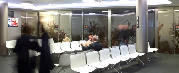 Sala de espera - ICOftalmologia