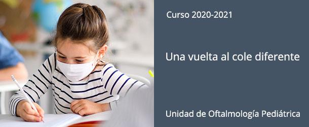 Vuelta al cole - Revisión Ocular infantil - IO·ICO Barcelona