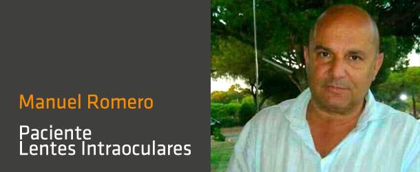 Manuel Romero - ICOftalmología