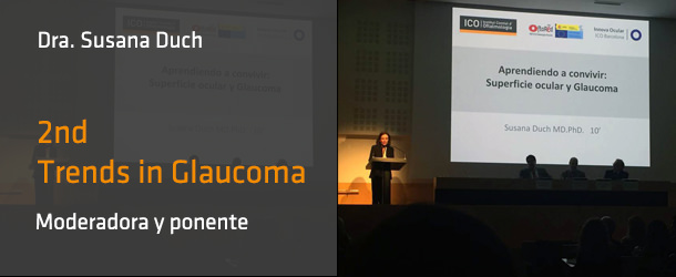 2n Trends in glaucoma - IMO - IO ICO Barcelona