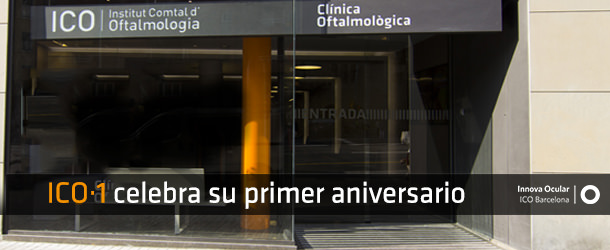 ICO·1 - Primer Anivrersario - ICOftalmología