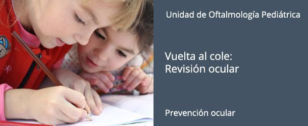 Revisión Ocular - Pediatría - IO·ICO Barcelona