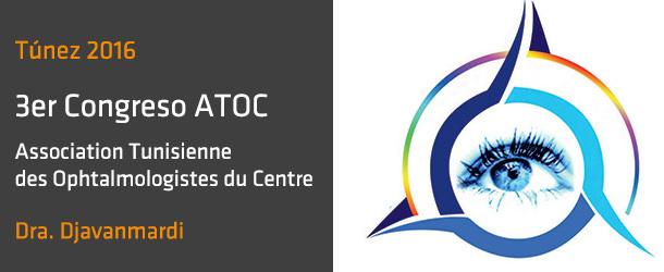 3er Congreso ATOC - Túnez - ICOftalmología