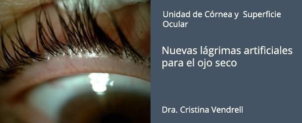 Ojo seco - Nuevas lágrimas - IO·ICO Barcelona