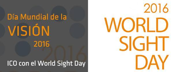 Día Mundial de la Visión 2016 - IO ICO Barcelona