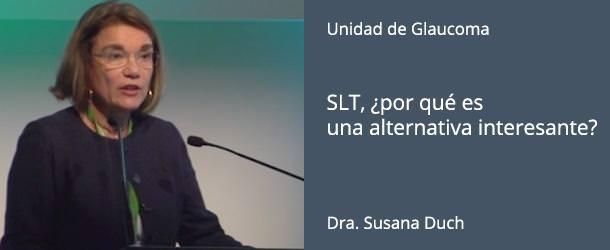 Dra. Susana Duch - SLT - Glaucoma - IO·ICO Barcleona