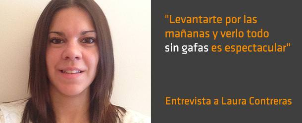 Entrevista Laura Contreras - ICOftalmología