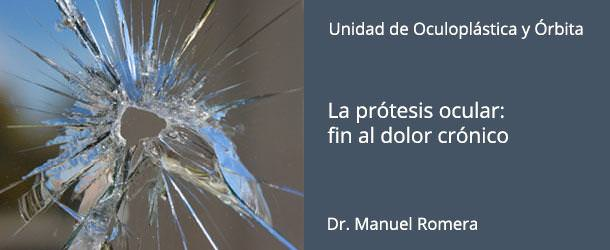 Prótesis Ocular - IO·ICO Barcelona