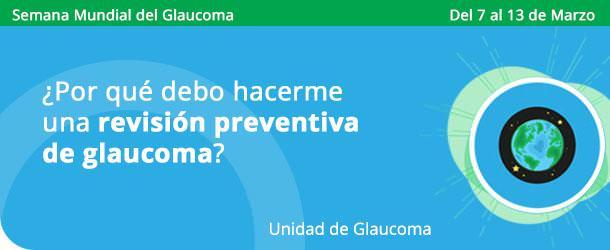 World Glaucoma Week 2021 - IO·ICO Barcelona